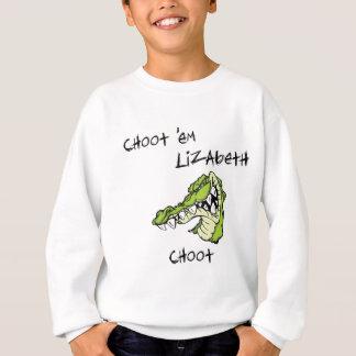 Sumpf-Leute Choot sie Sweatshirt