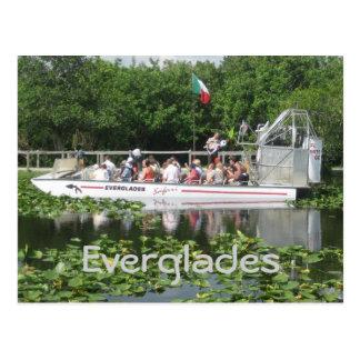 Sumpfgebiete Postkarte