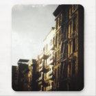 Sun auf Gebäude, untere Ostseite, NYC Mousepad