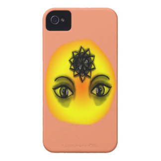 Sun-Augen iPhone 4 Cover