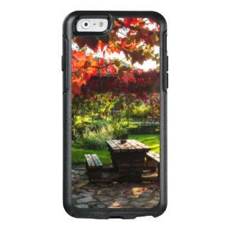 Sun durch Herbst-Blätter, Kroatien OtterBox iPhone 6/6s Hülle