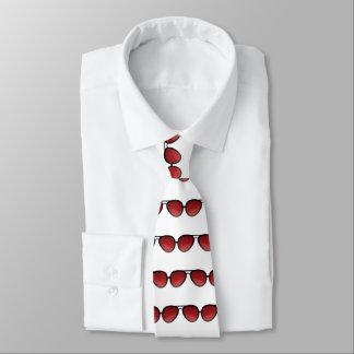 Sun-Glas Bedruckte Krawatte
