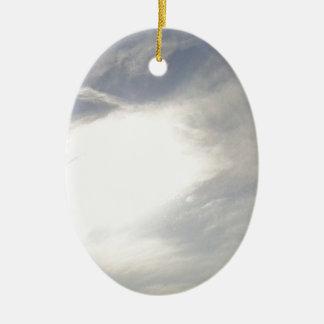 Sun-Glühen Keramik Ornament
