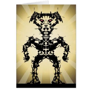 Sun-Krieger #2 Karte