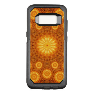 Sun-Kugel-Mandala OtterBox Commuter Samsung Galaxy S8 Hülle
