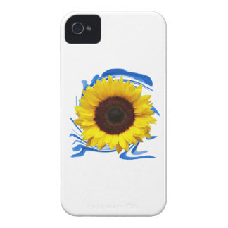 Sun-Lichter Anmut iPhone 4 Cover