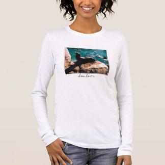 Sun-Liebhaber Langarm T-Shirt
