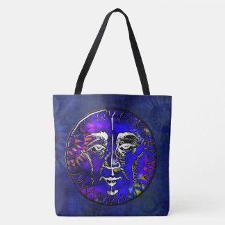 Sun-Mond-Gebets-Zeitalter-Völker Tasche