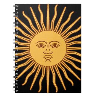 Sun Notizblock