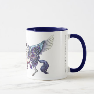 Sun-Pferd, Mond-PferdeTasse Tasse