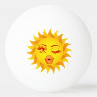 Sun Ping-Pong Ball