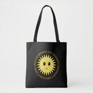 Sun-Positiv-Schwingungen Tasche