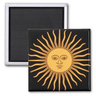 Sun Quadratischer Magnet