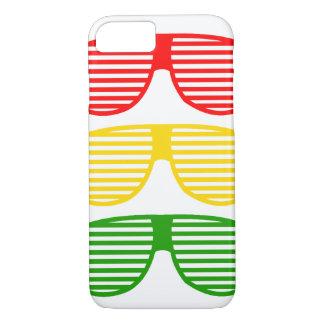 Sun schattiert Reggae iPhone 7 Kasten iPhone 8/7 Hülle
