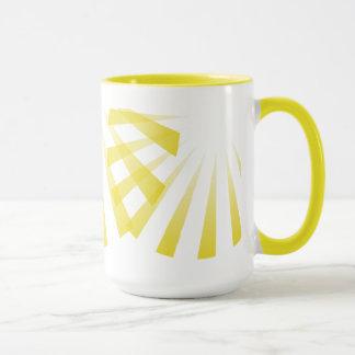 Sun-Strahlen Tasse