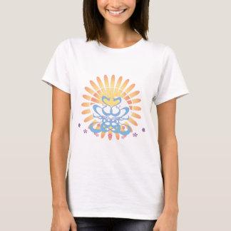 Sun u. Brandung!  Vektorkunst: T-Shirt