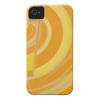 Sun-Wirbel des hellen BlackBerry-Kastens iPhone 4 Cover