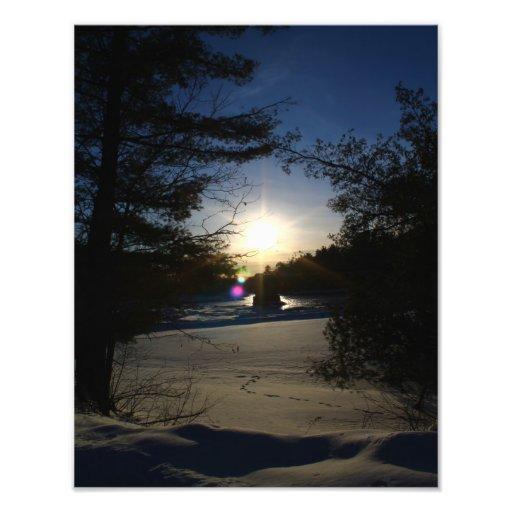 Sunbeams und Tagträume Kunst Foto