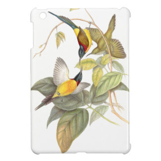 Sunbird-Vogel-Tier-Tiere botanisch iPad Mini Hülle