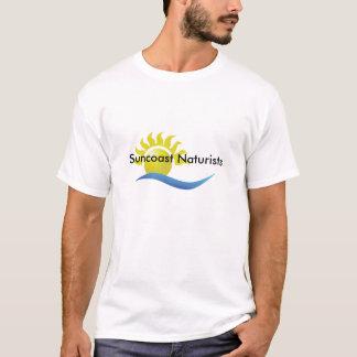 Suncoast Naturists ` T-Shirt