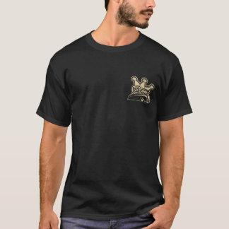 SÜNDE Gewohnheiten Vintages gehacktes Merc T-Shirt