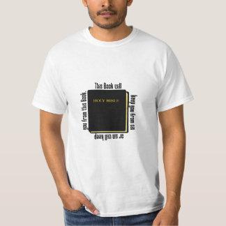 Sünde oder das Wort des Gottes? T-Shirt