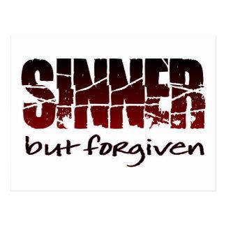 Sünder aber verziehen