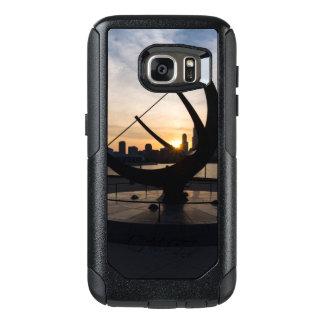 Sundial-Sonnenuntergang OtterBox Samsung Galaxy S7 Hülle
