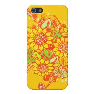 Sunflower_Growth iPhone 5 Case