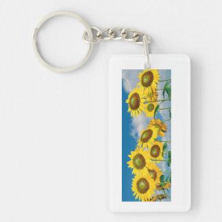 Sunflowers Schlüsselanhänger