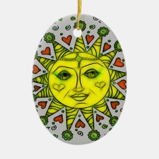 Sunhine 2a keramik ornament