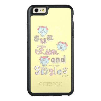 Sunspaß u. -gekicher OtterBox iPhone 6/6s plus hülle