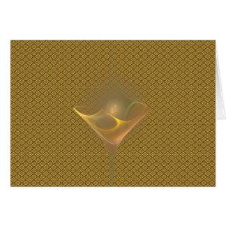 Suntini Feen-Martini-Kunst Karte