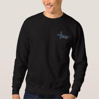 Suomi Collegepaidat - Finnland-Kreuz Sweatshirt