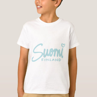Suomi Finnland 5 T-Shirt