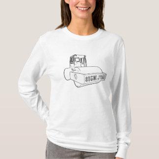 Suomi Jyrää die lange Hülse Frauen T-Shirt