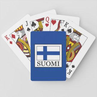 Suomi Spielkarten