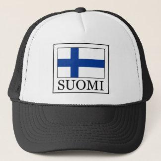 Suomi Truckerkappe