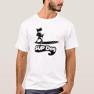 SUP-HUND 5 - Front und Rückseite T-Shirt