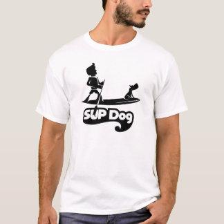 SUP-HUND 7 - Front T-Shirt