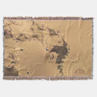 Super einzigartiges antikes Gold Decke