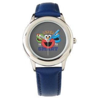 Super intelligente Charaktere Uhr