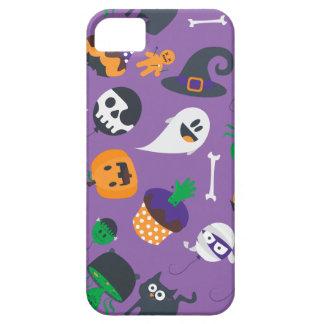 Super niedlicher gespenstischer Halloween-Fall iPhone 5 Etui