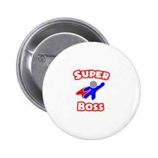 Superchef Anstecknadel