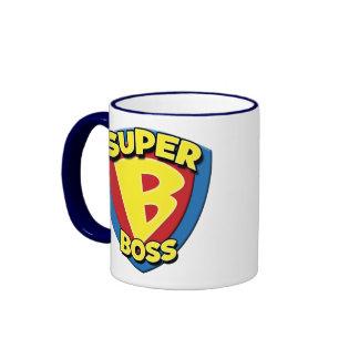 Superchef-große Kaffee-Tasse Ringer Tasse