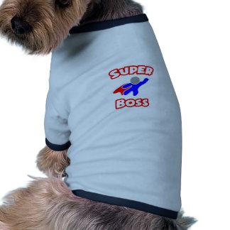 Superchef Haustier T-shirt