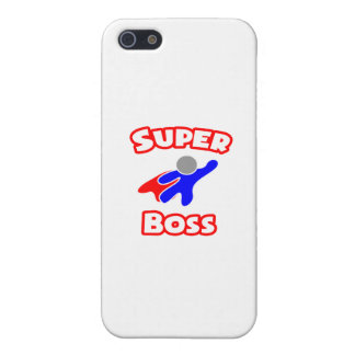 Superchef iPhone 5 Hülle