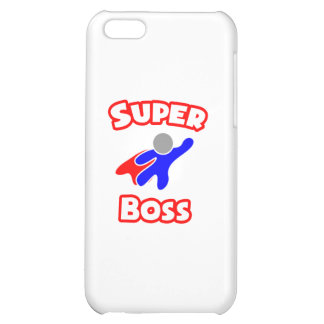 Superchef iPhone 5C Hülle