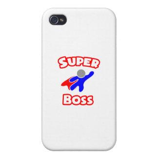 Superchef iPhone 4 Hüllen