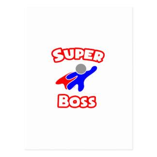 Superchef Postkarten